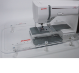 Janome Extra wide table