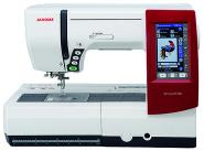 JANOME Memory Craft 9900 mit Software