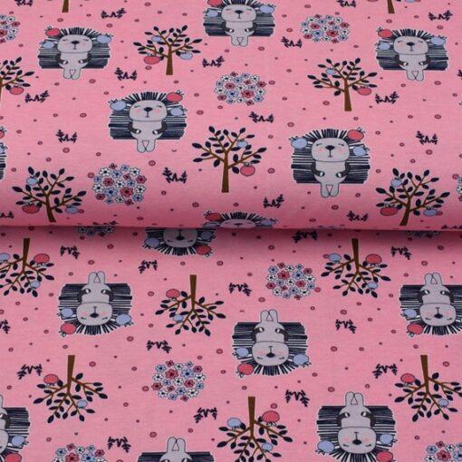 Baumwolljersey kleiner Liebling von Textil Rammelkamp