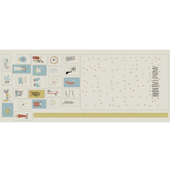 X-Mas Kalender Panel von Katia