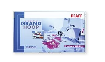 Pfaff creative GRAND HOOP