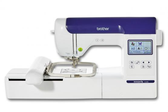 Brother Stickmaschine Innov-is F440E