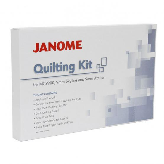 Janome Quilt Set Kit (9mm)